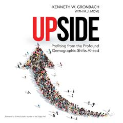 Upside by Kenneth W. Gronbach audiobook