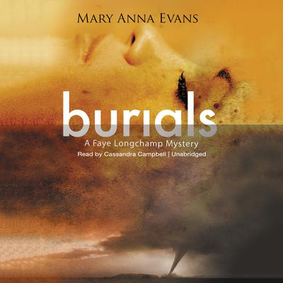 Burials by Mary Anna Evans audiobook