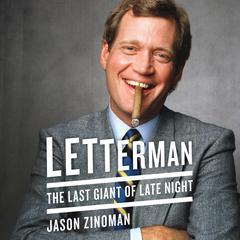 Letterman by Jason Zinoman