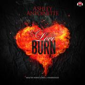 Love Burn by  Ashley Antoinette audiobook