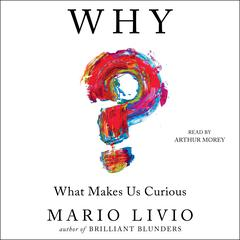 Why? by Mario Livio audiobook