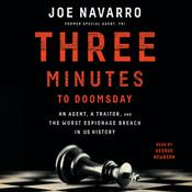 Three Minutes to Doomsday by  Joe Navarro audiobook