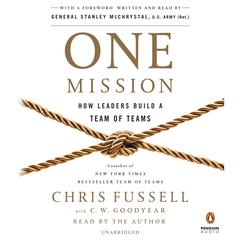 One Mission by Chris Fussell audiobook