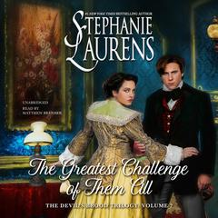 The Greatest Challenge of Them All by Stephanie Laurens audiobook
