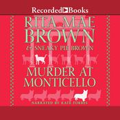 Murder at Monticello by  Rita Mae Brown audiobook