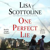 One Perfect Lie by  Lisa Scottoline audiobook