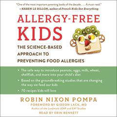 Allergy-Free Kids by Robin Nixon Pompa audiobook