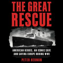 The Great Rescue by Peter Hernon audiobook
