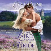 The Laird Takes a Bride by  Lisa Berne audiobook