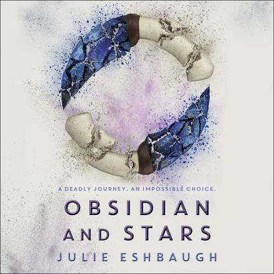 Obsidian and Stars by Julie Eshbaugh audiobook