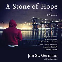 A Stone of Hope by Jim St. Germain audiobook
