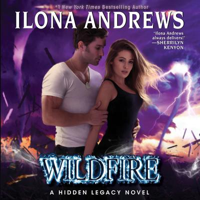 Wildfire by Ilona Andrews audiobook