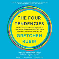 The Four Tendencies by Gretchen Rubin audiobook