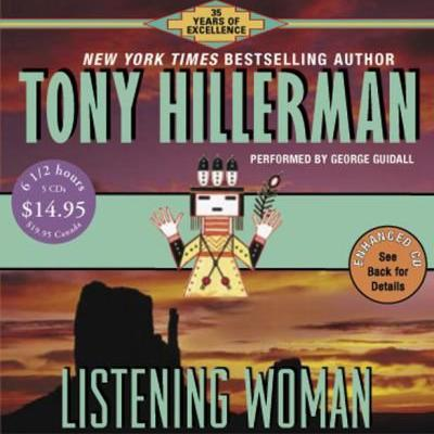 Listening Woman by Tony Hillerman audiobook