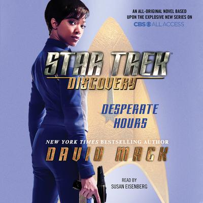 Star Trek: Discovery: Desperate Hours by David Mack audiobook