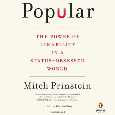 Popular by Mitch Prinstein audiobook