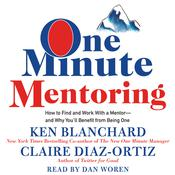One Minute Mentoring by  Claire Díaz-Ortiz audiobook
