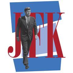 JFK by Stephen Kennedy Smith, Douglas Brinkley