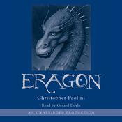Eragon by  Christopher Paolini audiobook