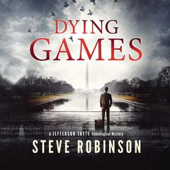 Dying Games by Steve Robinson audiobook