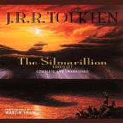 The Silmarillion (Boxed Set) by  J. R. R. Tolkien audiobook