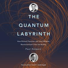 The Quantum Labyrinth by Paul Halpern audiobook