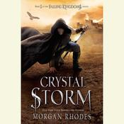 Crystal Storm by  Morgan Rhodes audiobook