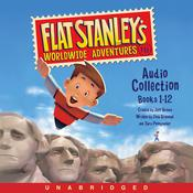Flat Stanley's Worldwide Adventures Audio Collection: Books 1-12 by  Josh Greenhut audiobook