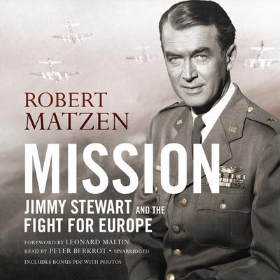 Mission by Robert Matzen audiobook