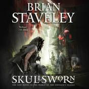 Skullsworn by  Brian Staveley audiobook