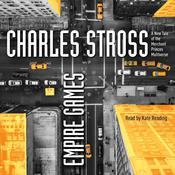 Empire Games by  Charles Stross audiobook