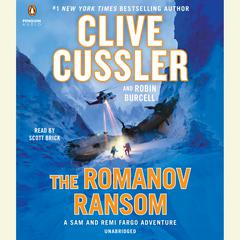 The Romanov Ransom by Clive Cussler audiobook