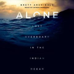 Alone by Brett Archibald audiobook
