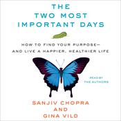 The Two Most Important Days by  Gina Vild audiobook
