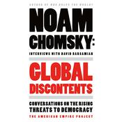 Global Discontents by  David Barsamian audiobook