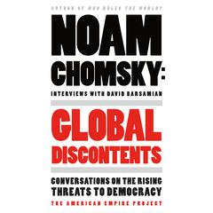 Global Discontents by Noam Chomsky audiobook