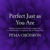 Perfect Just as You Are by  Pema Chödrön audiobook