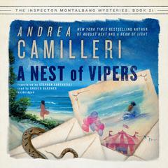 A Nest of Vipers by Andrea Camilleri audiobook