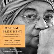 Madame President by  Helene Cooper audiobook