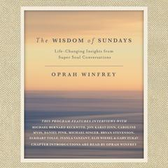 The Wisdom of Sundays by Oprah Winfrey audiobook