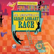 Mr. Lemoncello's Great Library Race by  Chris Grabenstein audiobook