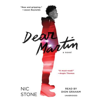 Dear Martin by Nic Stone audiobook
