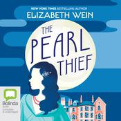 The Pearl Thief by  Elizabeth Wein audiobook