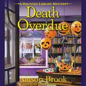 Death Overdue by  Allison Brook audiobook