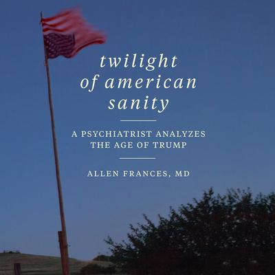 Twilight of American Sanity by Allen Frances audiobook