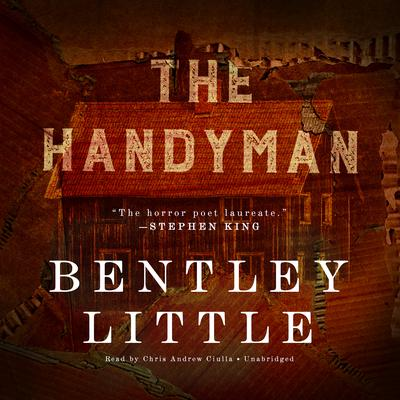 The Handyman by Bentley Little audiobook
