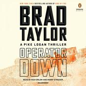 Operator Down by  Brad Taylor audiobook