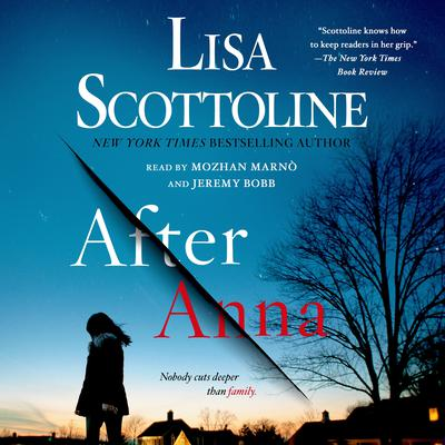 After Anna by Lisa Scottoline audiobook