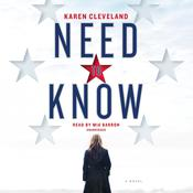 Need to Know by  Karen Cleveland audiobook