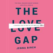 The Love Gap by  Jenna Birch audiobook